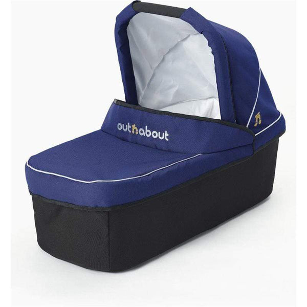 Out n About Nipper Carrycot Royal Navy Chassis & Carrycots CC-01RN 5060167545269