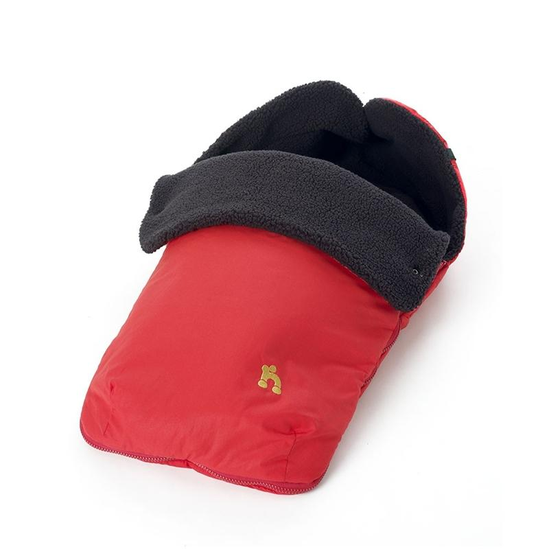 Out n About Nipper Footmuff Carnival Red Snug as a Bug ONAFM-CRV3 5060167543326