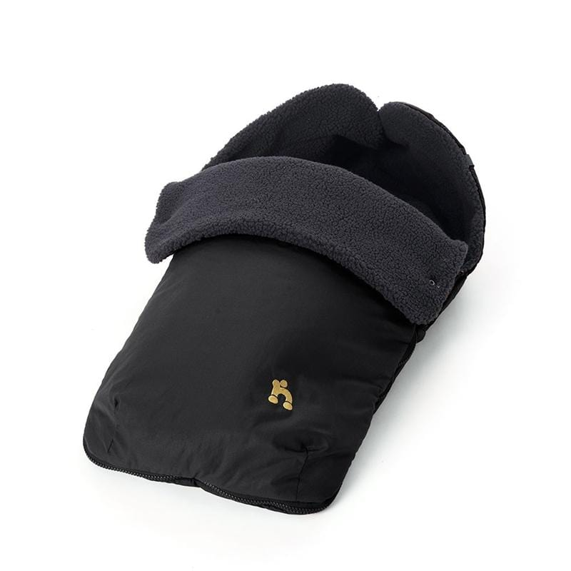 Out n About Nipper Footmuff Raven Black Snug as a Bug ONAFM-RBV3 5060167543319