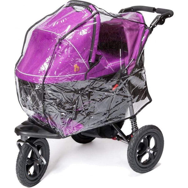 Out n About Nipper Single XL Carrycot Raincover Raincovers & Baskets CCRCX1-01 5060167544538