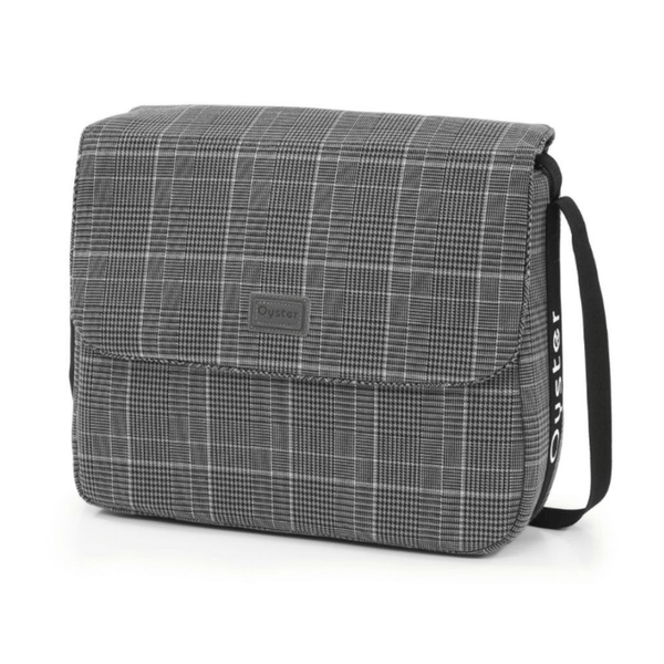 BabyStyle Oyster3 Changing Bag Manhattan Grey Changing Bags O3CBMA 5060541769557