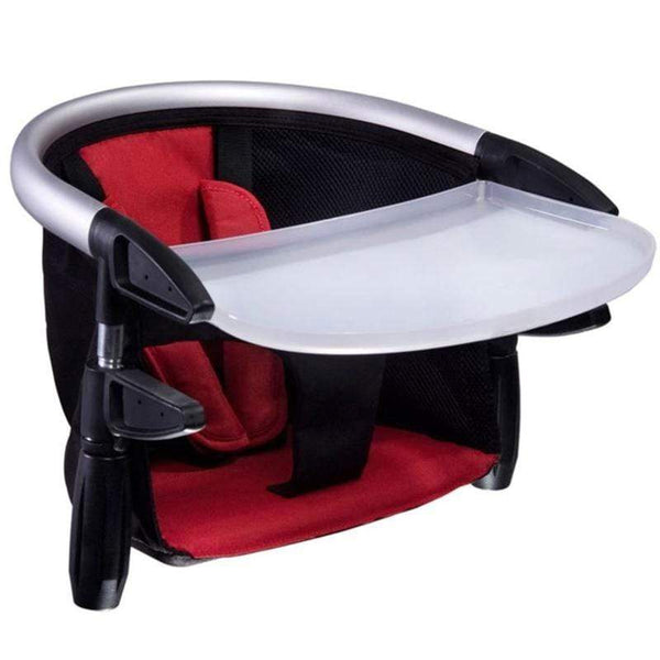 Phil & Teds Lobster Portable Highchair Red Baby Highchairs LB-V1-511 9420015715866