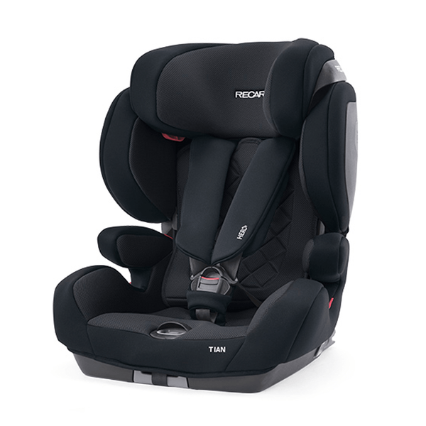 Recaro Tian Core Performance Black Combination Car Seats 88042240050 8050038141482