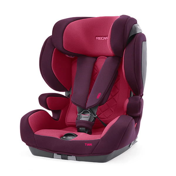 Recaro Tian Core Power Berry Combination Car Seats 88042220050 8050038141505