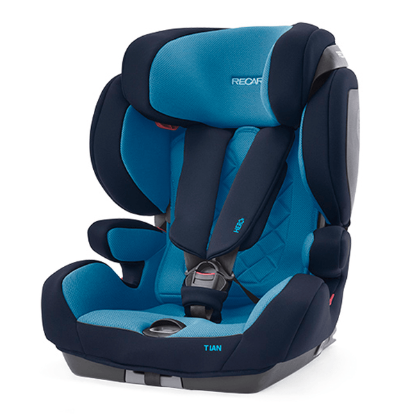 Recaro Tian Core Xenon Blue Combination Car Seats 88042190050 8050038141499