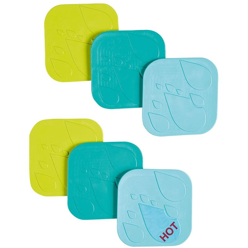 Safety 1st Anti Slip Bath Pads Bathing & Grooming 32110149 3220660259021