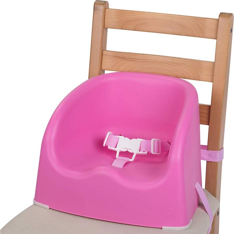 Safety 1st Essential Booster Seat Pink Low Chairs & Booster Seats 2776808000 3220660301348