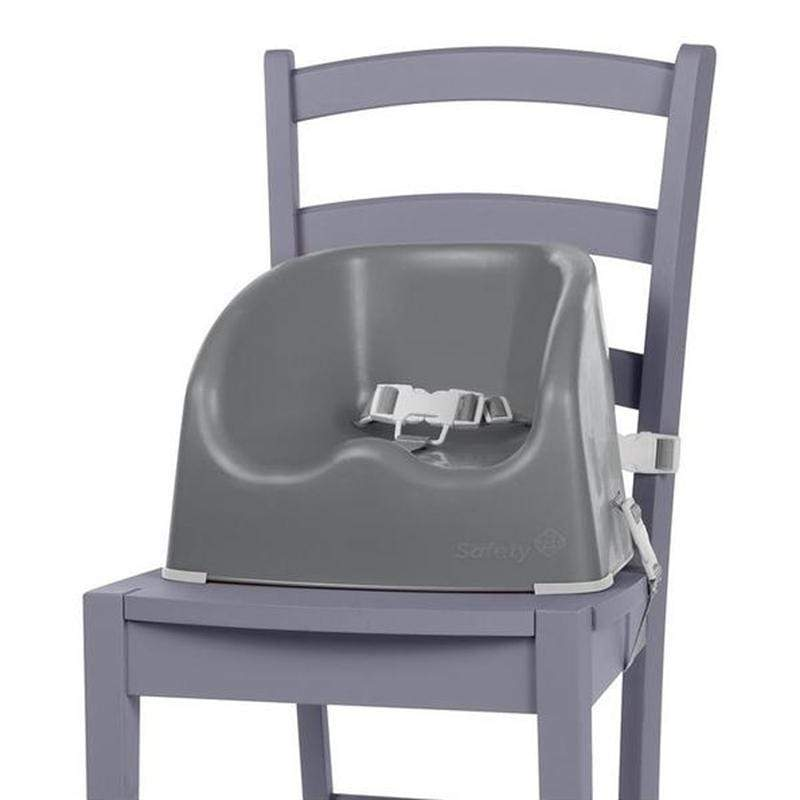 Safety 1st Essential Booster Seat Warm Grey Low Chairs & Booster Seats 2776191000 3220660299263