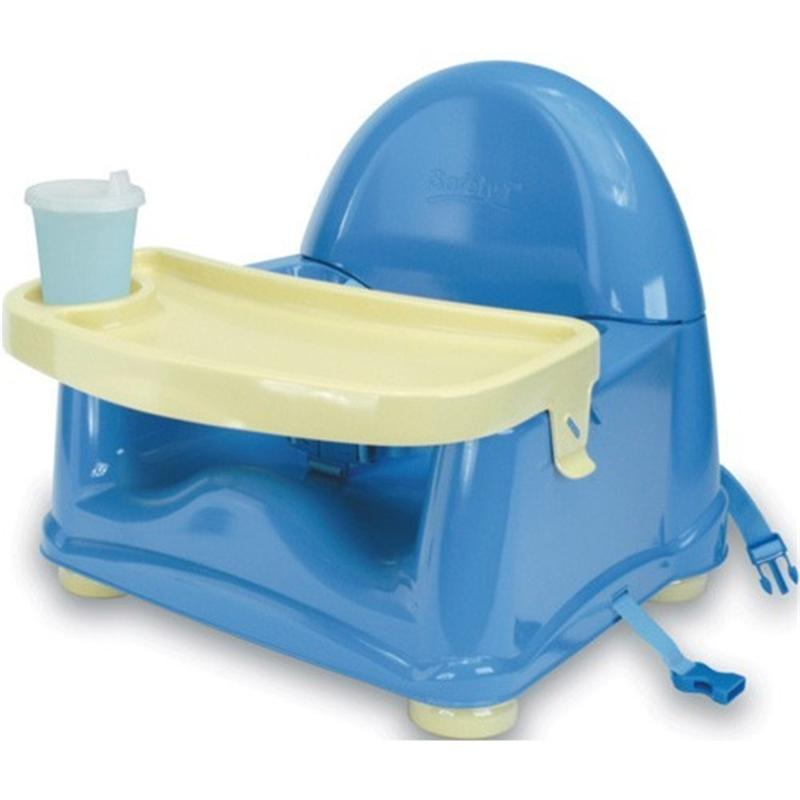 Safety 1st Swing Tray Booster Seat Pastel Low Chairs & Booster Seats 36306720 3220660118878