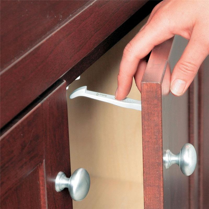 Safety 1st Drawer Locks (Pack of 7) Stair Gates & Safety Gates 33110135 3220660205370