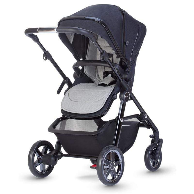 Silver Cross Pacific Autograph Pram System Ink Pushchairs & Buggies SX2209.BN 5055836916914