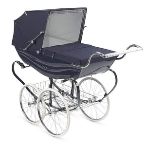 You added <b><u>Silver Cross Heritage Balmoral Pram Navy</u></b> to your cart.