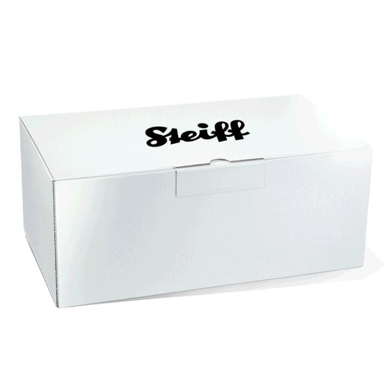 Steiff Foldable Gift Box White 12cm Gifts For Girls 925085 4001505925092