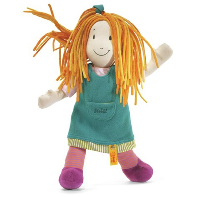 Steiff Frieda Doll 38cm Dolls 14741 4001505014741