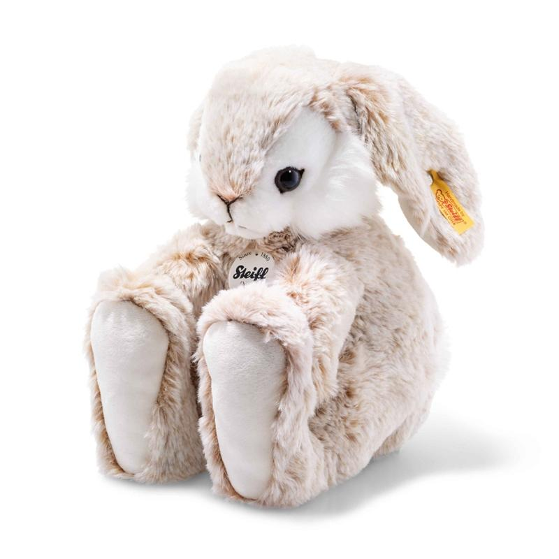 Steiff Flummi Rabbit 24cm Beige Soft Animals 80906 4001505080906