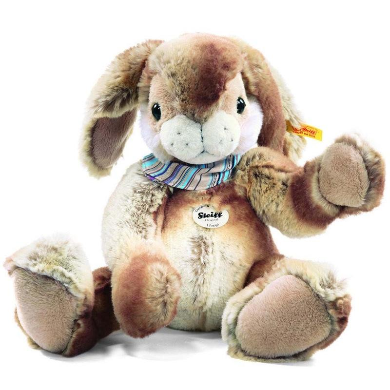 Steiff Hoppi Dangling Rabbit 26cm Soft Animals 280344 4001505280344