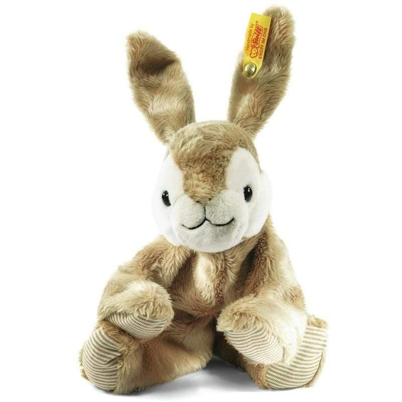 Steiff Hoppy Floppy Rabbit 16cm Soft Animals 281273 4001505281273