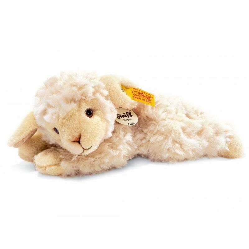 Steiff Linda Lamb 22cm Soft Animals 280030 4001505280030