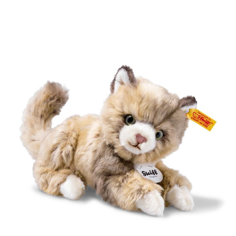 Steiff Lucy Cat 18cm Soft Animals 99663 4001505099663