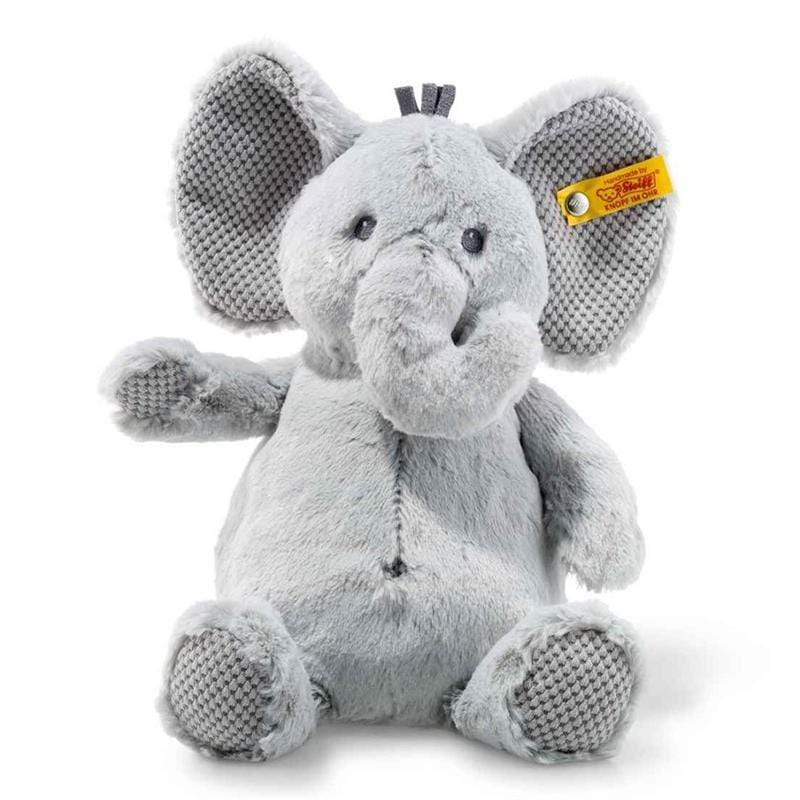Steiff Soft Cuddly Friends Ellie Elephant Soft Animals 240539 4001505240539