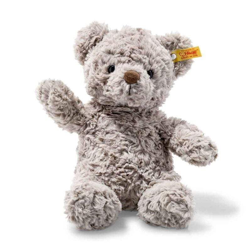 Steiff Soft Cuddly Friends Honey Teddy 28 cm Soft Animals 113420 4001505113420