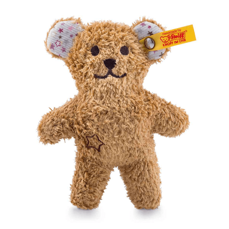 Steiff Mini Teddy Bear Rattle Teddy Bears 240669 4001505240669