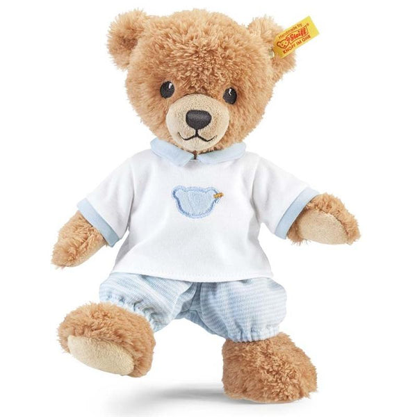 Steiff Sleep Well Bear 25cm Blue Teddy Bears 239571 4001505239571