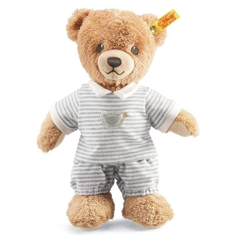 Steiff Sleep Well Bear 25cm Grey Teddy Bears 239908 4001505239908
