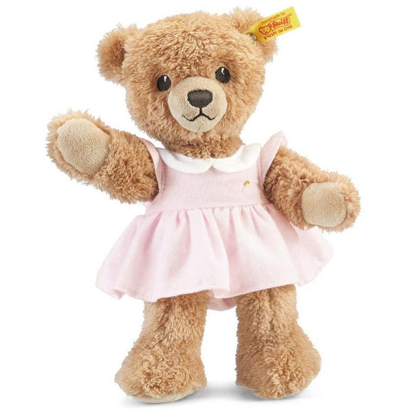 Steiff Sleep Well Bear 25cm Pink Teddy Bears 239526 4001505239526