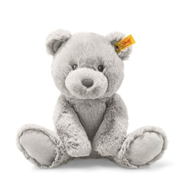 Steiff Soft Cuddly Friends Bearzy Bear Grey 28cm Teddy Bears 241543 4001505241543