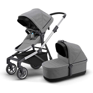 You added <b><u>Thule Sleek Pushchair with Bassinet Grey Melange</u></b> to your cart.