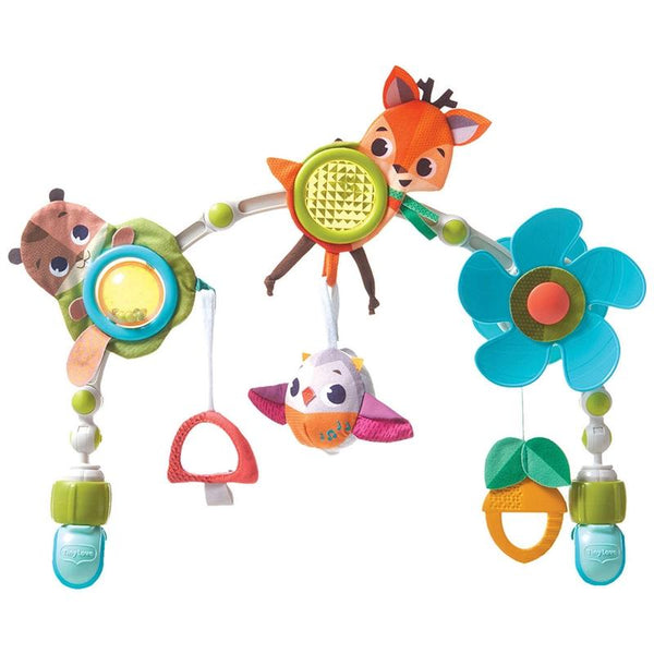 Tiny Love Musical Stroller Arch Into the Forest Activity Toys 3333140421 7290108861211
