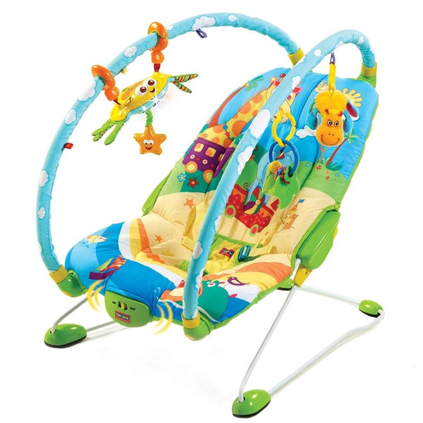 Tiny Love Gymini Bouncer Beach Rocking Bouncing Cradles 2222180012 735259004003
