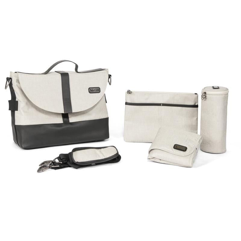 Tutti Bambini Medio Changing Bag Oatmeal Changing Bags 411236/83 5060335641915
