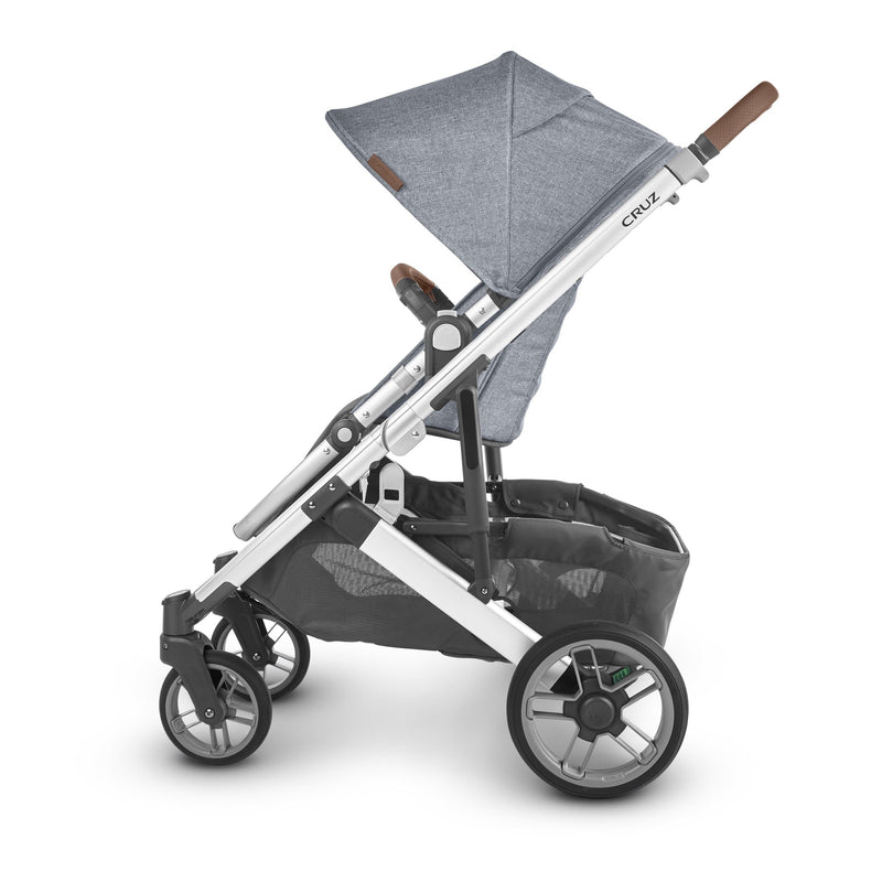 UPPAbaby Cruz v2 Cabriofix Travel System Gregory Travel Systems 6259-GRG 0810030090069