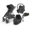 Uppababy Vista V2 Cabriofix & Base Travel System Jake Travel Systems 6201-JKE 0850001436809