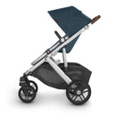 Uppababy Vista V2 Cabriofix Travel System Finn Travel Systems 6193-FIN 0850001436779