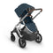 Uppababy Vista V2 Cloud Z & Base Travel System Finn Travel Systems 6217-FIN 0850001436779