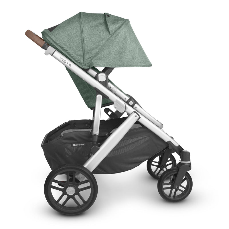 Uppababy Vista V2 Mesa & Base Travel System Emmett Travel Systems 6228-EMT 0850001436762