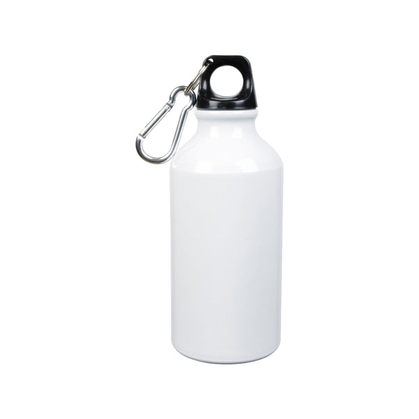 Borraccia in alluminio 400ml. Neutra