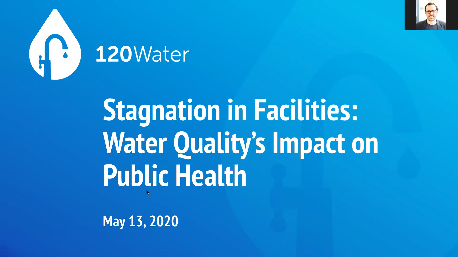 Noah Webinar: Stagnation in Facilities: Water Quality's Impact on Public Health