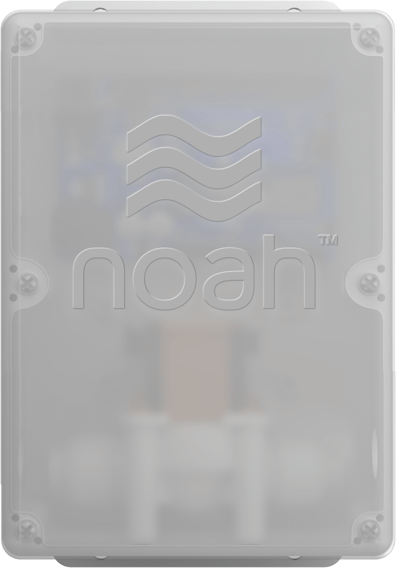"Noah <small>Water Quality <br class=""large--hide"">Maintenance System</small>"