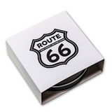 1oz Silver Bar - Route 66 in Gift Case