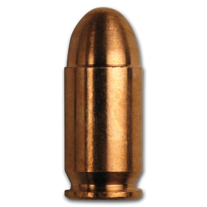 1oz .45cal Copper Bullet