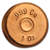 1oz .45cal Copper Novelty Item
