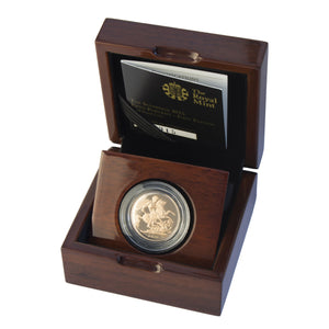 The Sovereign 2015 - Proof Gold Coin