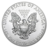 2018 1oz American Eagle Silver Bullion Coin