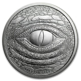 1oz World of Dragons - The Indian Dragon Silver Bullion Coin