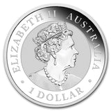 2020 Australia 1 oz Silver Wedge-Tailed Eagle