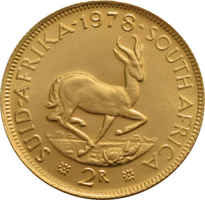 Best Value - 2 Rand Gold Coin